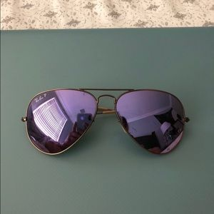 Barely worn Ray-Bans!